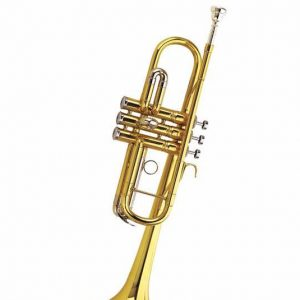 Kèn Trumpet C Lacquered&Nickel